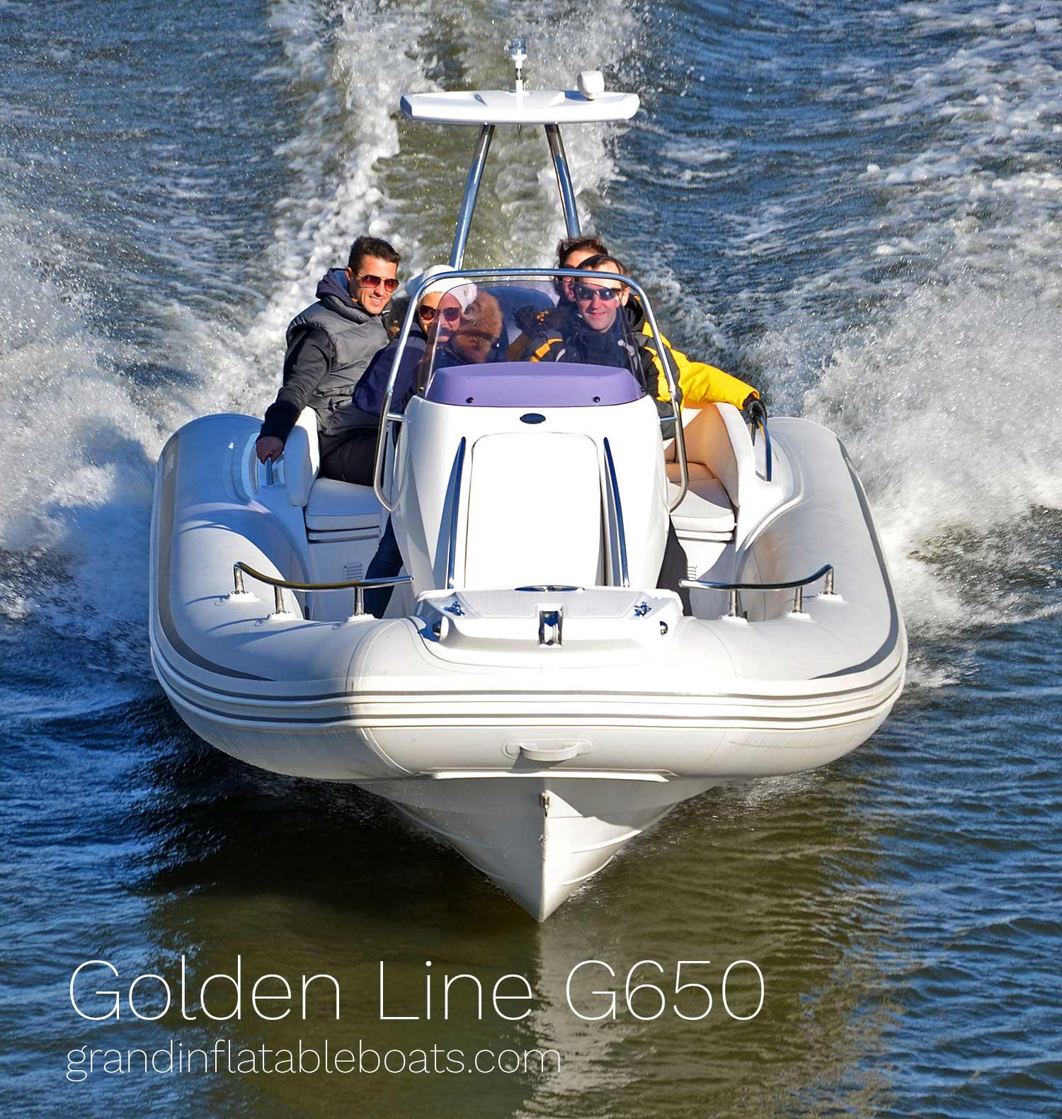 Grand Golden Line 650