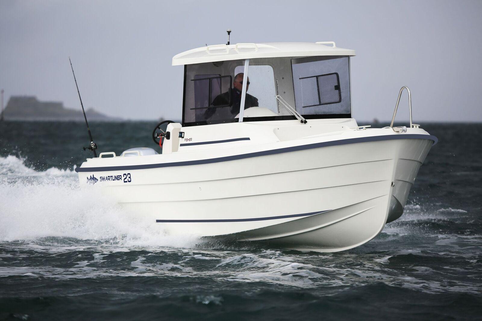 Smartliner 23 Fisher