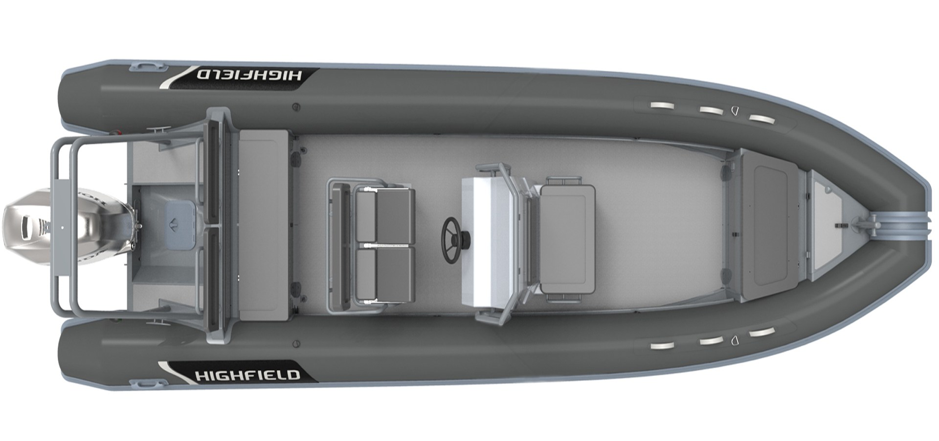 Highfield Patrol 660