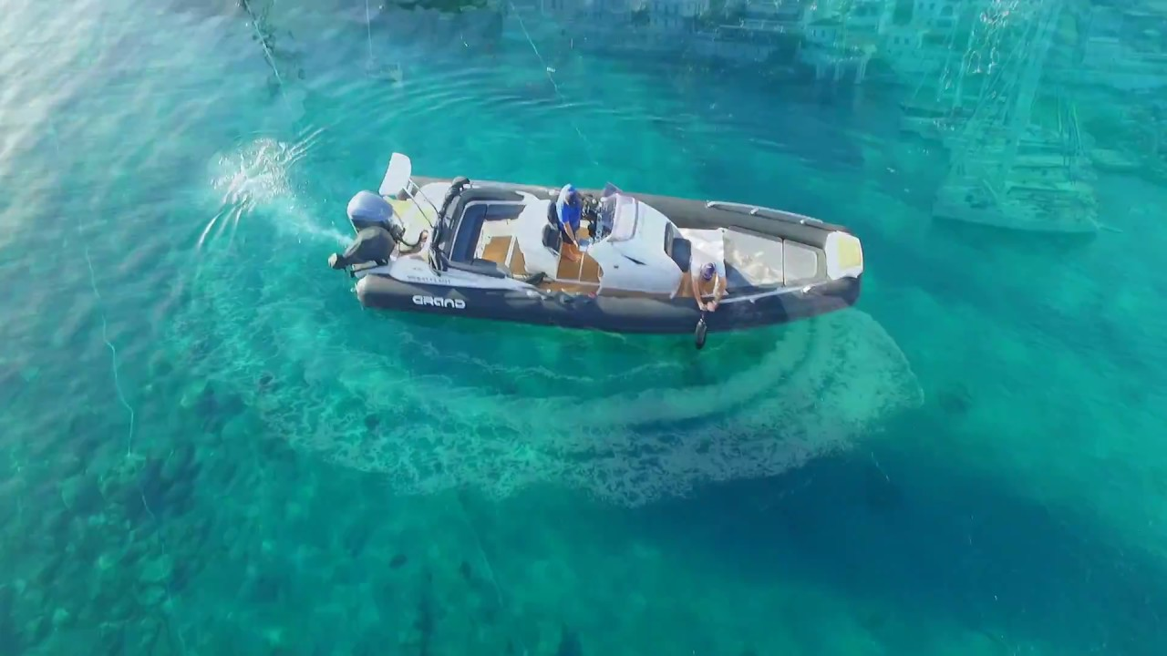 Grand G850 Aegina Island